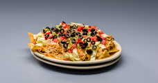 Nachos from an Ann Arbor Restraunt Near Me